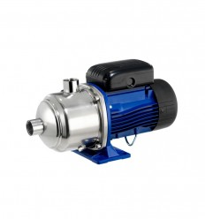 LOWARA HM horizontal multistage pump in stainless steel 230V