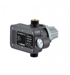 L'IDROMAT 5E permet la mise en marche et l'arrêt automatique d'une pompe de surface mono, protection marche à sec