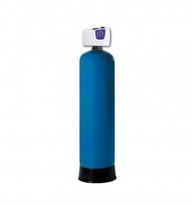 Défériseur avec bouteille résine média BIRM Traitement contre le Fer et Manganèse