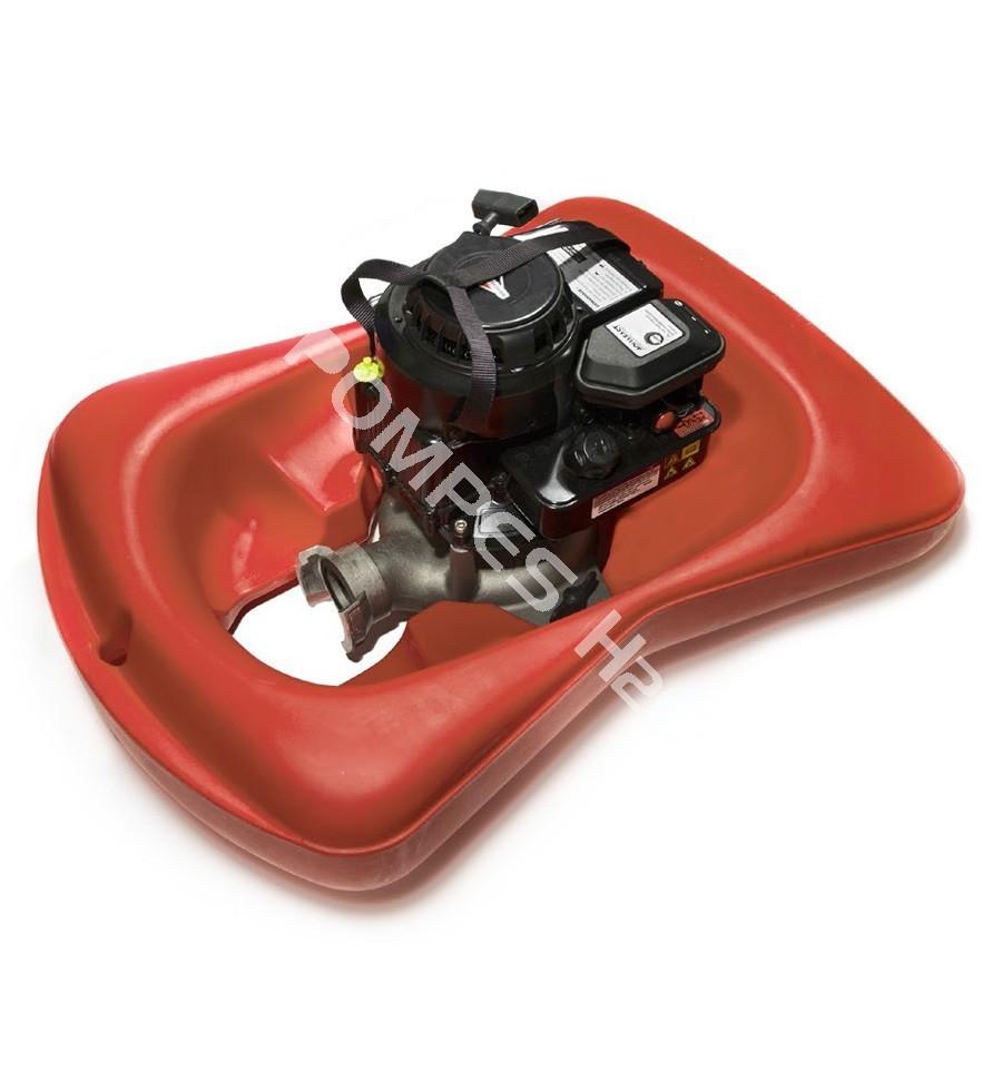 motopompe sur flotteur aquafast