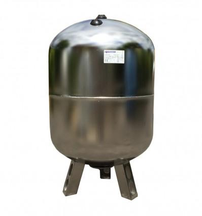 Réservoir à vessie vertical inox Aquasystem
