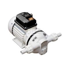 Pompe de transvasement 230V pour fluides agressifs