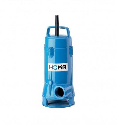 Pompe submersible pour eaux chaudes HOMA H300