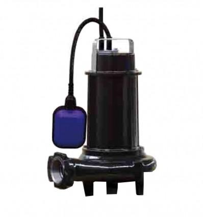 Pompe broyeuse à roue dilacératrice GRE 200