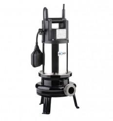 Pompe broyeuse avec dilacérateur HOMA TGR 15
