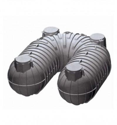 Réservoir à eau enterré ITU - 30000 à 75000 L