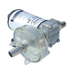 Pompe de transfert 12-24V pour liquides chimiques UPXC