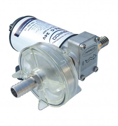 Pompe de transfert 12-24V pour liquides alimentaires UPX