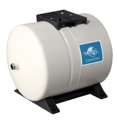 Pressure tanks horizontal Serie PressureWave 24-100L