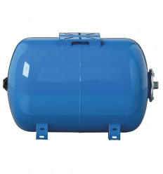 Aquasystem horizontal pressure tank 10 bar  with ss flange