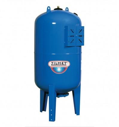 Réservoir surpresseur vertical à vessie caoutchouc alimentaire interchangeable - ZILMET ULTRA-PRO