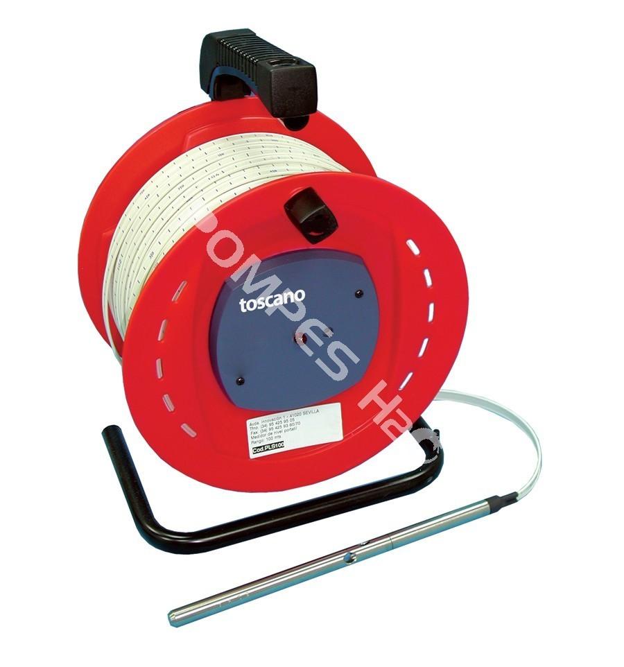 sonde de niveau pi zom trique portable pour la mesure de profondeur d 39 eau dans des forages. Black Bedroom Furniture Sets. Home Design Ideas