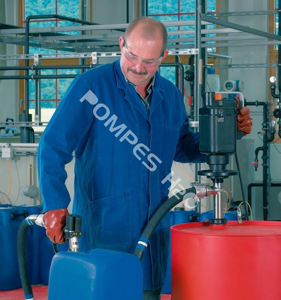 kit pompe vide f t atex pour hydrocarbures thanol benz ne alcool butylique le k ros ne le. Black Bedroom Furniture Sets. Home Design Ideas