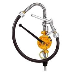 Pompe manuelle Japy ATEX pour les hydrocarbures et solvants
