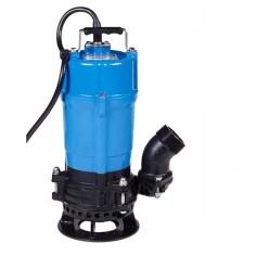 Pompe à boues portable avec agitateur Tsurumi HSD2.55S