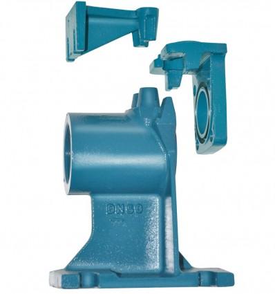 Pied d'assise droit pour pompe Calpeda GMC / GMV / GQV / GQR 10 32 / GQG