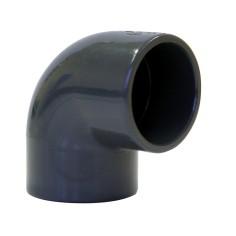 Coude à 90° F/F PVC PRESSION