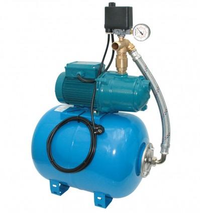 Groupe de surpression 50 litres avec pompe jet fonte 0.75 Kw monophasé