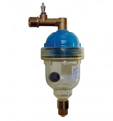 Régulateur d'air pour pompe de surface