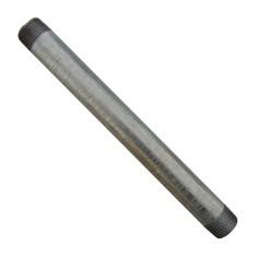 """Bobine filetée 1"""" 1/2 en acier galvanisé"""