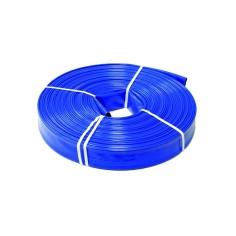 Tuyau enroulable à plat PVC double couche - diamètre 40 mm / PS 10 bar (au ml)