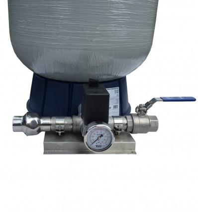 Kit raccordement réservoir membrane C2-LITE