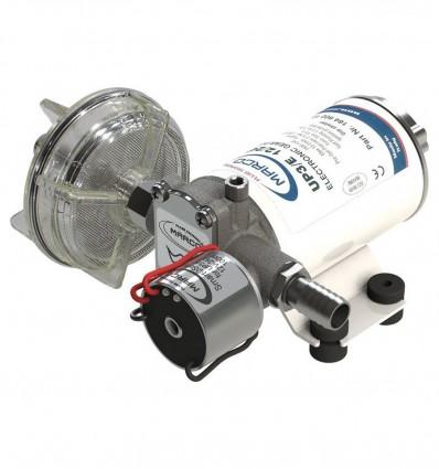 Pompe électrique 12/24 volts, UP3/E avec variation de vitesse - Débit 15 l/min - Pression 2.5 bars