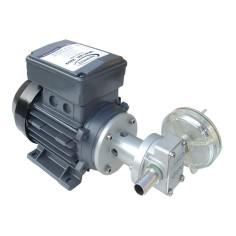 Pompe de transfert à engrenage pour liquides chimiques - UPX-C/AC (230V)