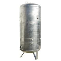 Réservoir galvanisé avec revêtement VITROFLEX