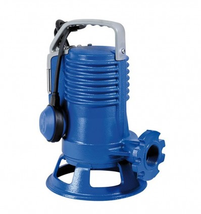 Pompe broyeuse avec sytème dilacérateur GR BLUE PRO 1.10 Kw