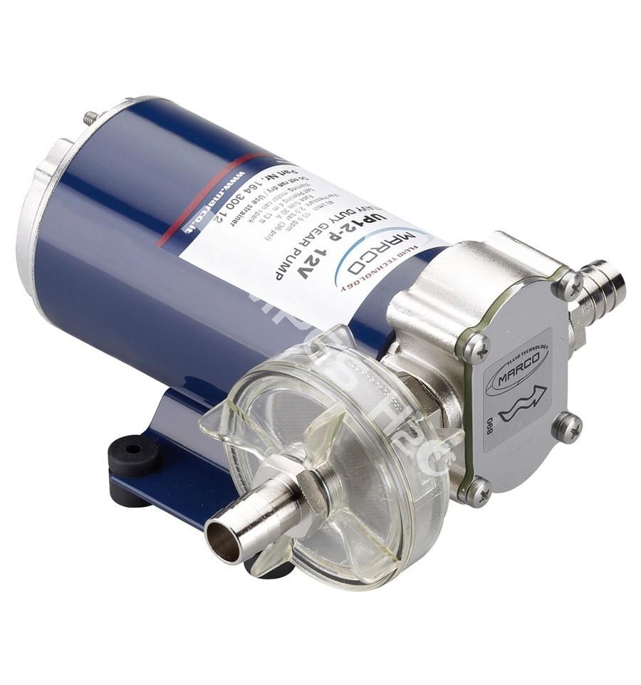 Pompe autoamor ante pour transvasement surpression eau claire vide cale marco up12 p 36 l - Pompe de transvasement ...