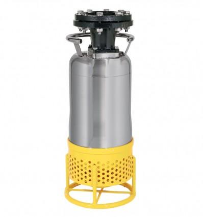 Pompe de chantier avec agitateur SUPERDREN AG 300