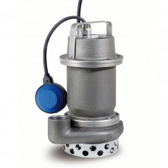 Pompe de relevage pour liquides chimiques et corrosifs - DRX monophasé avec flotteur
