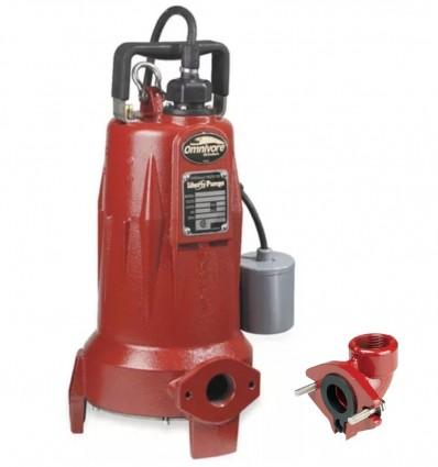 Pompe broyeuse Liberty Pumps omnivore grinder LSG200-E
