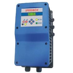 Variateur de vitesse pompe monophasé 230 V SPEEDBOX
