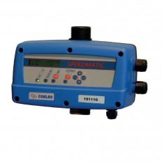 Variateur de vitesse pompe (mono/mono - mono/tri 230v) SPEEDMATIC MASTER