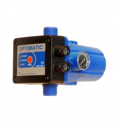 Gestionnaire électronique de contrôle et protection pompe mono (OPTIMATIC)
