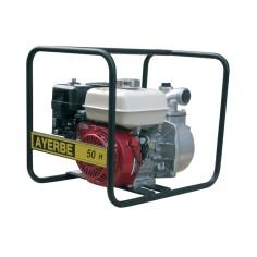 Motopompe essence 4 CV eaux claires AYERBE 80 H