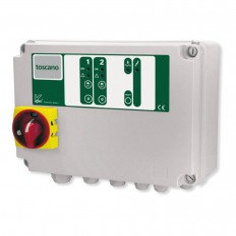 Coffret de commande et protection 2 pompes surpresseur - V2P-V2T