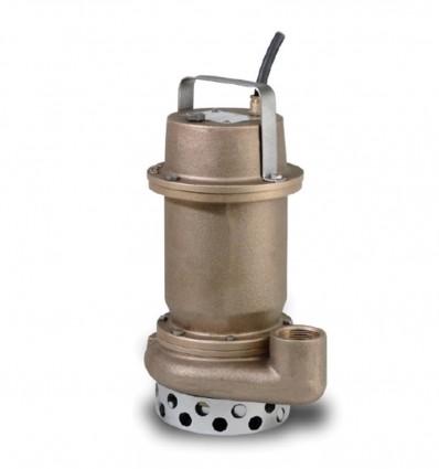 Pompe de relevage liquides chimiques et eau de mer DRB (tri)