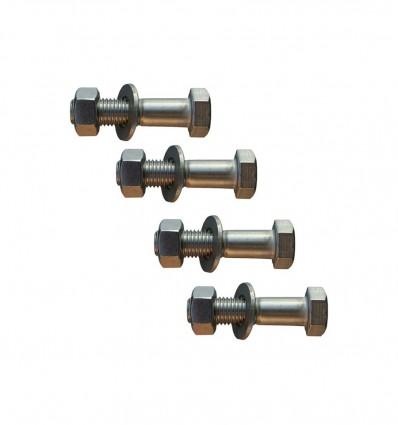 Boulons d'assembalge inox 316 (A4) pour assemblage brides plates DN15, DN20 et DN25