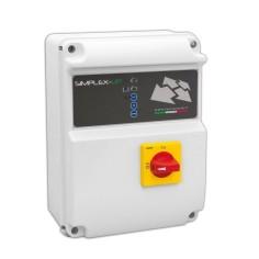 Coffret de comande te protection pompe monophasé - SIMPLEX