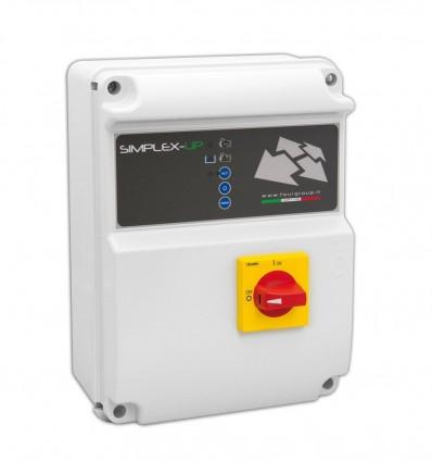 Coffret de comande et protection pompe monophasé - SIMPLEX