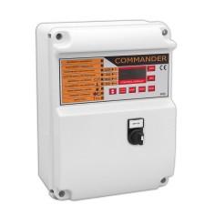 Coffret de commande avec inverseur de source groupe électgrogène - COMMANDER