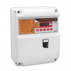 Coffret inverseur de source groupe électgrogène - COMMANDER