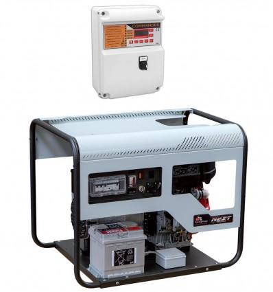 Groupe électrogène diesel automatique - NEXT L TRI