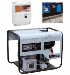Groupe electrogene diesel avec commutation automatique - NEXT L MONO