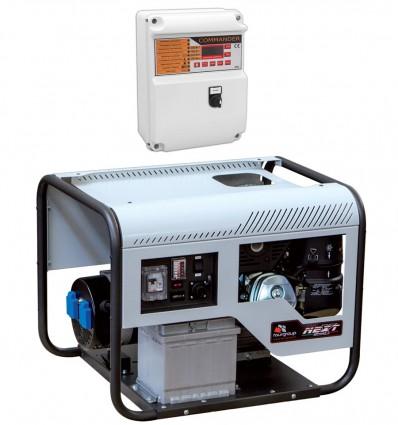Groupe electrogene essence avec commutation automatique - NEXT MONO