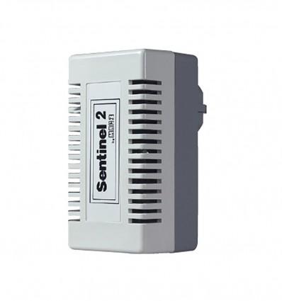 Boitier alarme sonore de niveau haut cuve avec contact report alarme à distance - SENTINEL