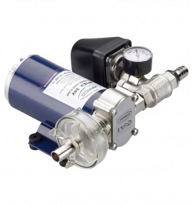 Pompe surpresseur 24V (UP12/A) 2.5 bar - 36 L/min